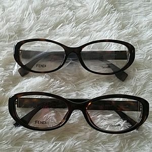 Fendi eye glasses